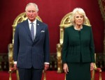 The Prince Of Wales And The Duchess Of Cornwall Present The Queen's Anniversary Prizes