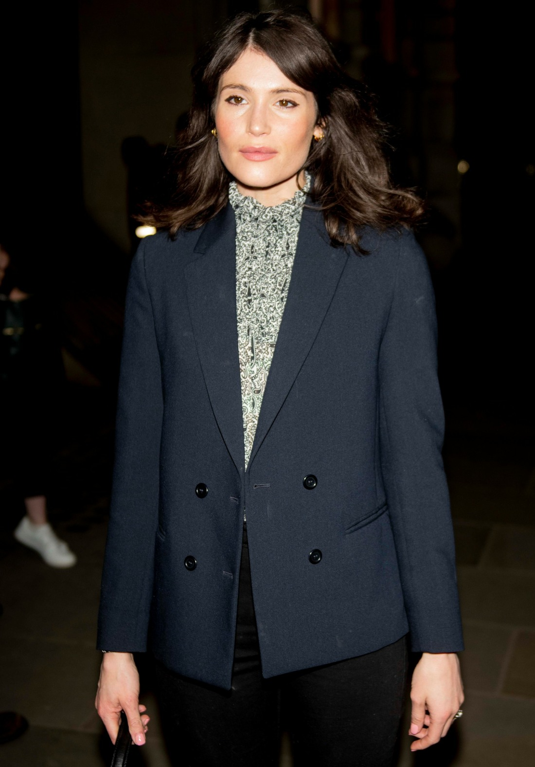 Gemma Arterton at the On Blueberry Hill play press night, Trafalgar Studios, London, 11 Mar 2020 Pho...