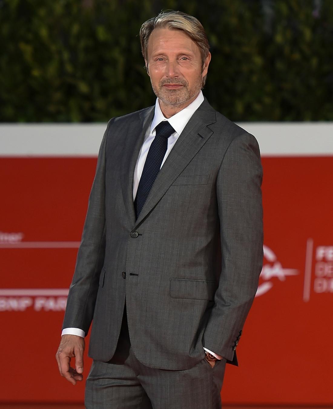 Mads Mikkelsen at Rome Film Festival 2020