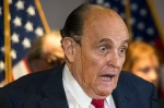 Giuliani Press Conference at RNC Headquarters