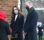 Duke and Duchess of Cambridge royal train tour