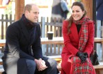 The Duke And Duchess Of Cambridge Visit Communities Across The UK