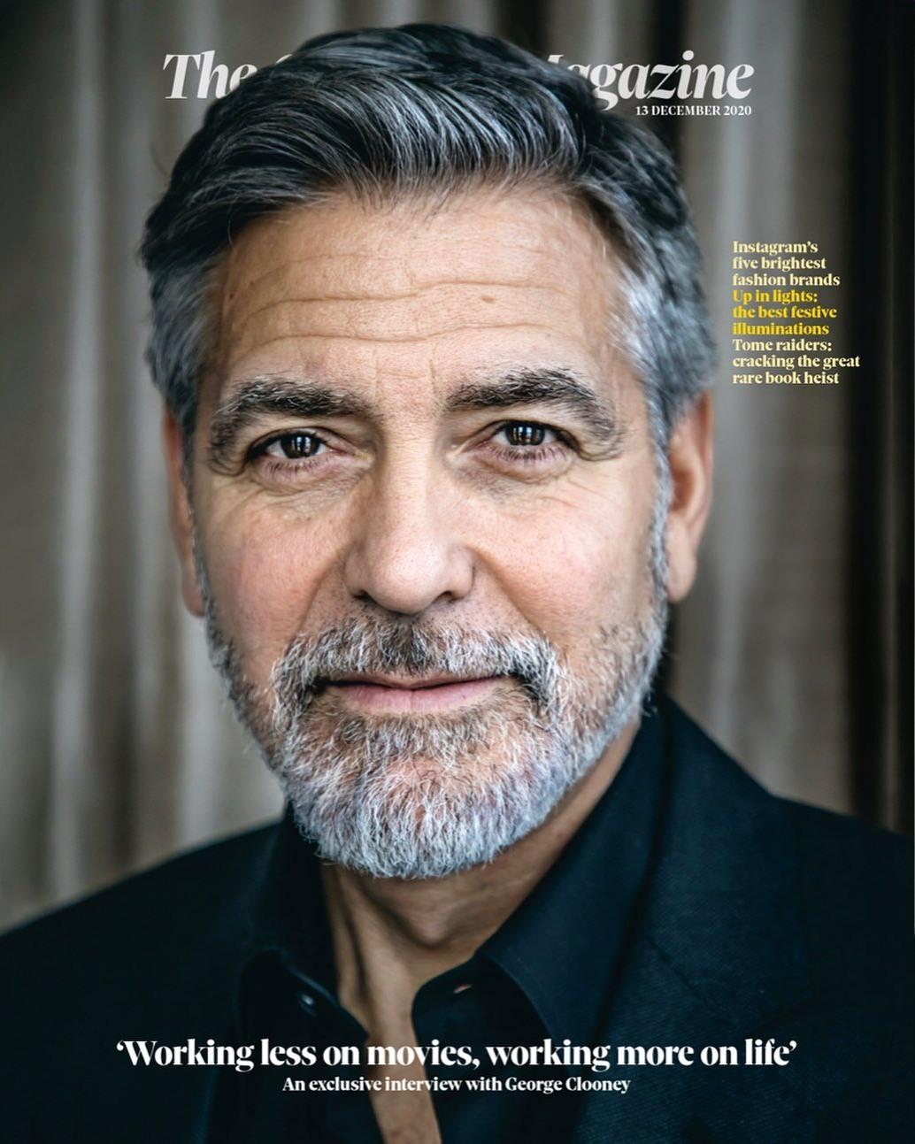 George and Boris  Clooney-guardian