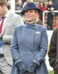 Zara Tindall seen at Day 3 , The Festival , St Patrick's Day , Cheltenham Racecourse, Cheltenham , Glos