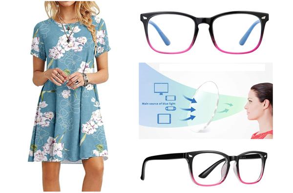 Amazon_DressandBlueLightGlasses
