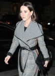 Meghan Markle's BFF Jessica Mulroney arrives at the Polo Bar for dinner in NYC
