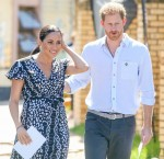 Duke and Duchess of Sussex on a royal tour of South Africa, Cape Town - 23 Sep 2019
