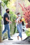Ben Affleck and Ana de Armas move the last of her things to his LA home
