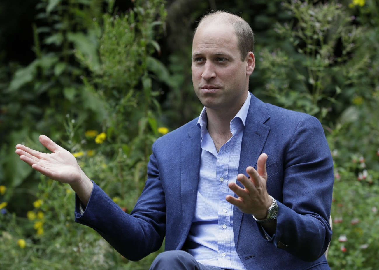 Prince William's private secretary Christian Jones has suspiciously resigned