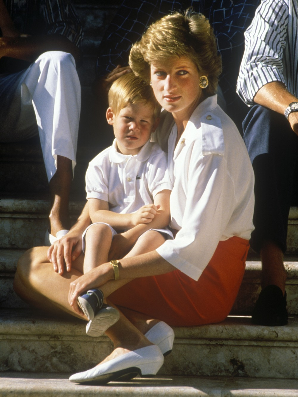 Charles, Prince of Wales, and Diana, Pri..........