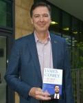 Former FBI Director James Comey visits Today FM's Matt Cooper Show