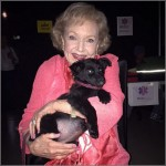 Betty White: Much as I wanted, I couldn'..........
