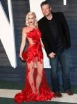 Gwen Stefani and Blake Shelton attend th..........