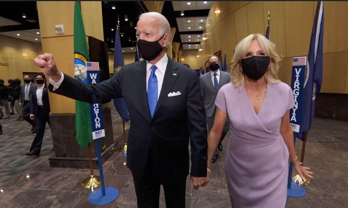 Democratic National Convention - Day 4
