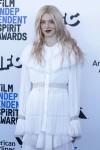 Hunter Schafer attends the Film Independent Spirit Awards in Santa Monica, Los Angeles, USA, on 08 F...