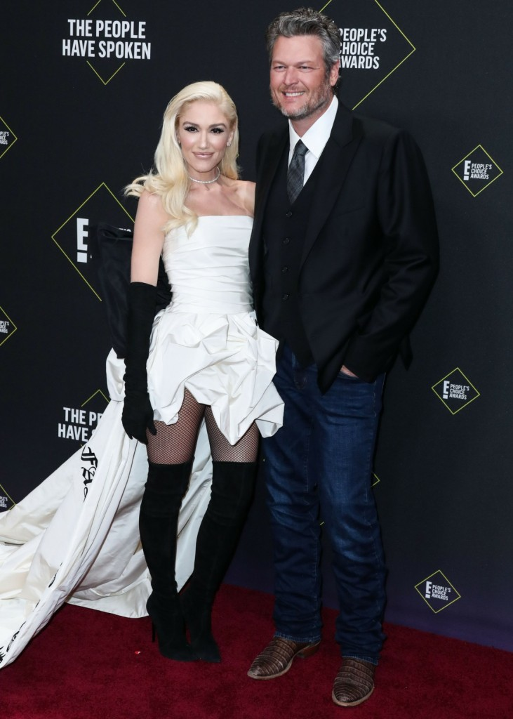 (FILE) Gwen Stefani's Las Vegas Residency Dates for May Are Canceled Amid Coronavirus COVID-19 Pande...