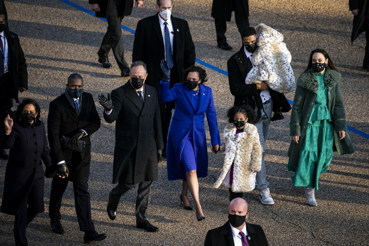Biden Sworn-in as 46th President of the United States