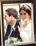 Princess Eugenie of York Marries Mr. Jack Brooksbank in Windsor