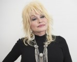 Dolly Parton who has written new songs for the movie 'Dumplin' attends a photocall in Beverly Hills