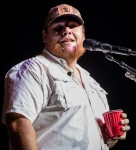 Luke Combs performs at The Chelsea at The Cosmopolitan of Las Vegas in