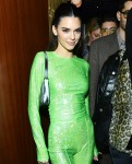 Celebrities attend Sony Music Brits afterparty at The Standard
