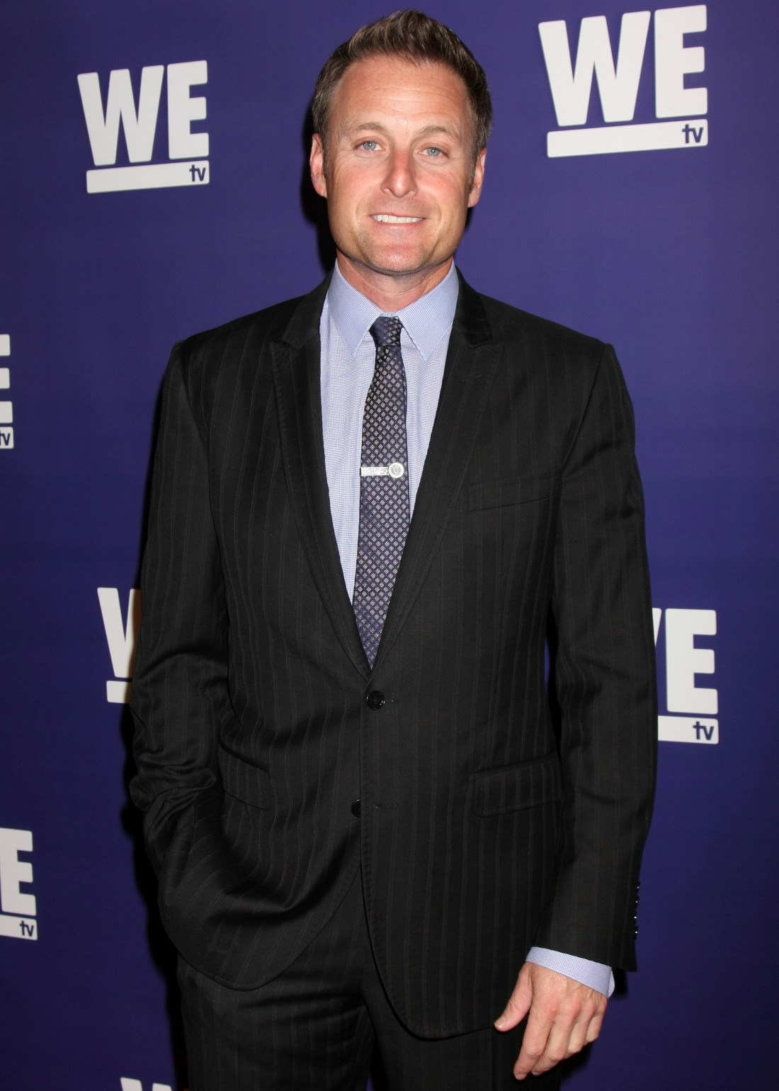 """Chris Harrison  at the WE tv Presents """"T...."""