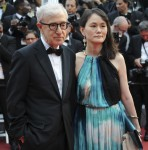 WOODY ALLEN - Soon Yi Previn (FEMME DE WOODY ALLEN)CINEMA : 69 eme Festival de Cannes - Cafe Society - 05/11/2016