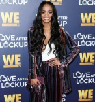 Rachel Lindsay arrives at WE tv's Real Love: Relationship Reality TV's Past, Present And Future Event held at The Paley Center for Media on December 11, 2018 in Beverly Hills, Los Angeles, California, United States. (Photo by David Acosta/Image Press Agen