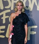 Sabine Getty arrives at Fashion For Relief, Spring Summer 2020, London Fashion Week, British Museum UK - 14 Sep 2019