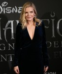 Michelle Pfeiffer during the European Premiere of film 'Maleficent : Mistress of evil', Rome, ITALY-07-10-2019