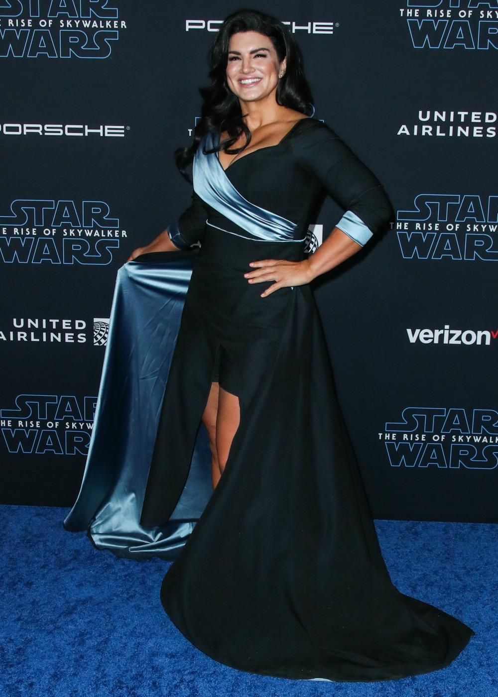 World Premiere Of Disney's 'Star Wars: The Rise Of Skywalker'