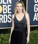 Michelle Pfeiffer attending the 77th Annual Golden Globe Awards at The Beverly Hilton Hotel on January 5, 2020 in Beverly Hills, California. | usage worldwide