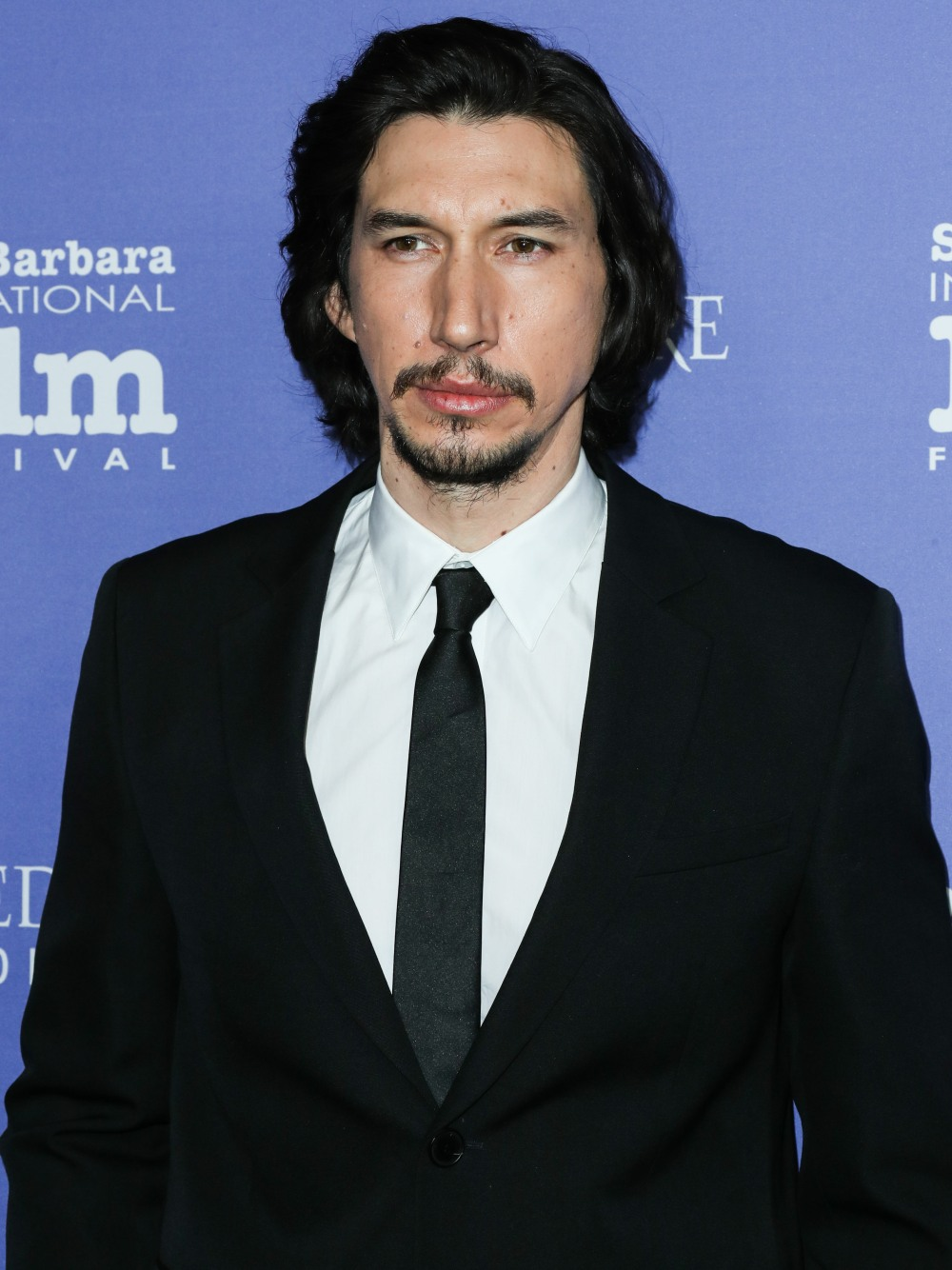 Actor Adam Driver arrives at the 35th Annual Santa Barbara International Film Festival - The Outstanding Performers Of The Year Award held at The Arlington Theatre (Metropolitan Theatres) on January 17, 2020 in Santa Barbara, Los Angeles, California, Unit