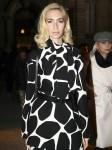 CELEBRITIES : Valentino Fashion show Paris - 01/22/2020