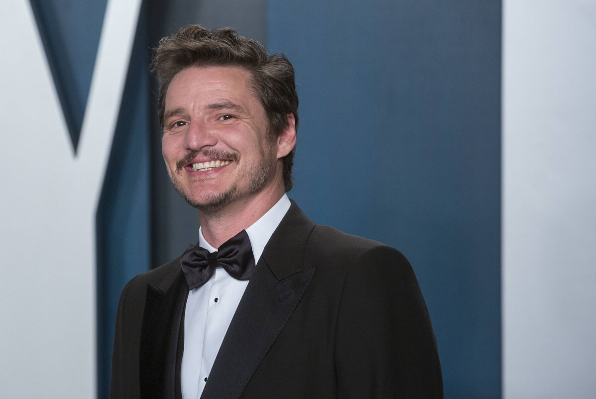 Pedro Pascal attends the Vanity Reasonable Oscar Party at Wallis Annenberg Center for the Carrying out Arts...