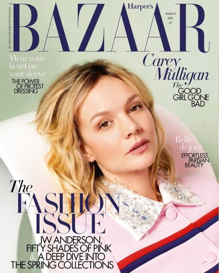 Carey Mulligan: Audiences 'want see stories about women who aren't…always nice'