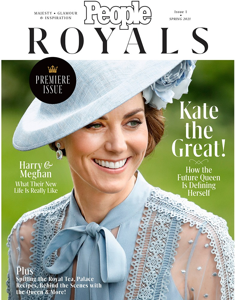 royal quarterly people