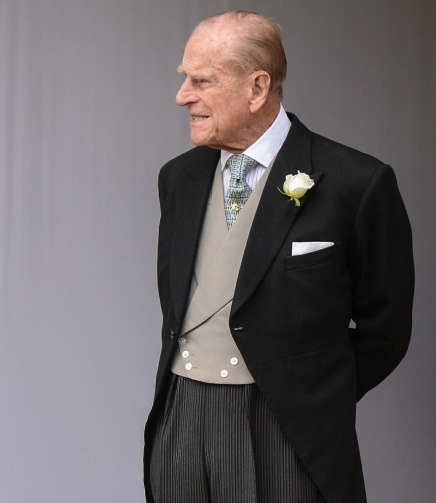 Eugenie Jack wedding Windsor