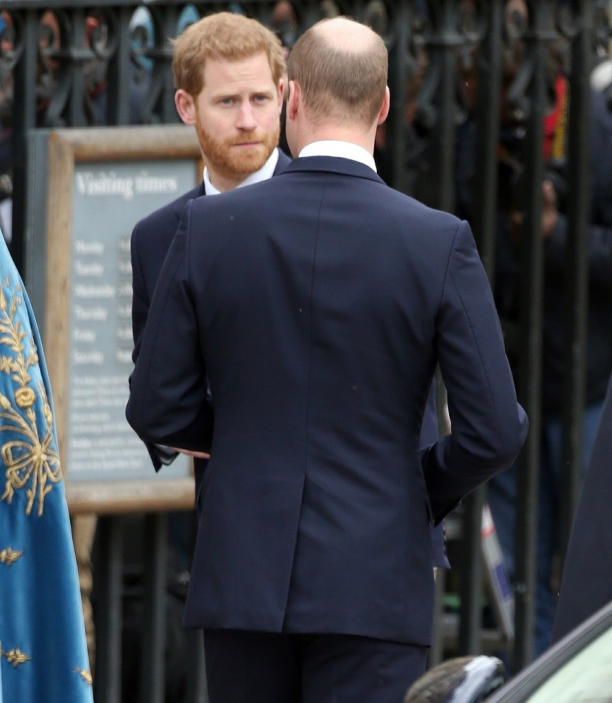 Prince Harry and Meghan Markle celebrate Anzac Day in London
