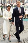Members of The Royal Family attend a Commonwealth Day Service