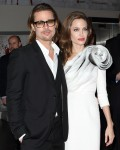 *FILE PHOTOS* Angelina Jolie and Brad Pitt are legally separated
