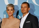 **FILE PHOTOS** Katy Perry and Orlando Bloom announce they will wed by the end of the year!