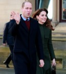 Kate Middleton gets back to work as she and Prince William receive a rapturous reception from the crowds on their visit to Yorkshire amid Megxit crisis