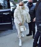 Jennifer Lopez stuns in all beige in NYC