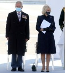 Prince Charles, the Prince of Wales, and Camilla, the Duchess of Cornwall attended the Greek Independence Day Military Parade