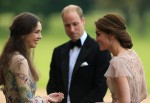 The Duke And Duchess Of Cambridge Attend Gala Dinner To Support East Anglia's Children's Hospices' Nook Appeal
