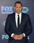 Alex Rodriguez at arrivals for FOX Upfro...