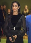 The Duchess of Sussex attended the opening of 'Oceania' at the Royal Academy of Arts