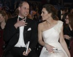 Duke and Duchess of Cambridge at BAFTAs
