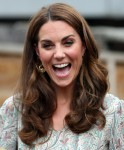 The Duchess Of Cambridge Joins Photography Workshop With Action For Children